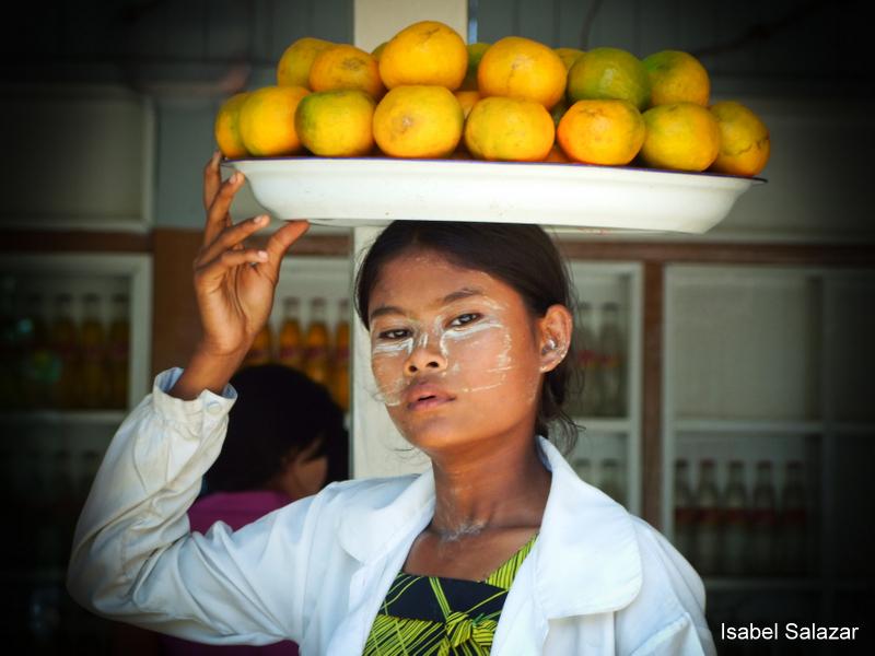 Myanmar no feminino