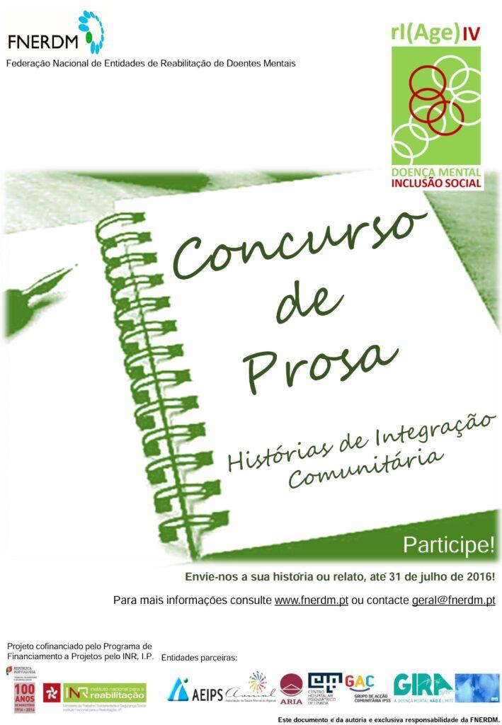 CartazConcursoProsa